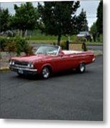 1965 Dodge Coronet 500 Higgins Metal Print