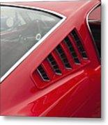 1965 Mustang Fastback Metal Print
