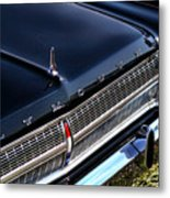 1965 Plymouth Satellite 440 Metal Print