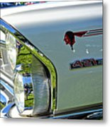 1965 Pontiac Grand Prix Front End Metal Print
