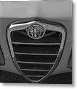 1966 Alfa Romeo Duetto Metal Print