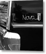 1966 Chevy Nova II Metal Print