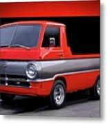 1966 Dodge A100 Pickup Metal Print