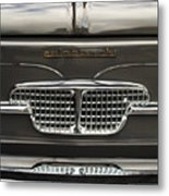 1967 Autobianchini Special Italy Grille Metal Print