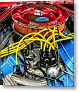1967 Ford Molly Mustang Metal Print