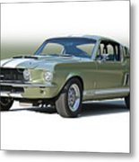 1967 Mustang 'shelby Gt 500' Metal Print