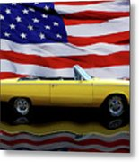 1967 Plymouth Belvedere Tribute Metal Print