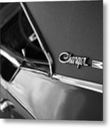1968 Dodge Charger R/t Metal Print