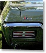1968 Pontiac Gto Metal Print