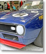 1968 Trans-am Chevy Camaro Metal Print