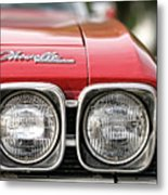 1969 Chevrolet Chevelle Ss 396 Metal Print