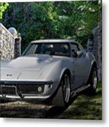 1969 Corvette Lt1 Coupe I Metal Print