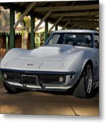 1969 Corvette Lt1 Coupe II Metal Print