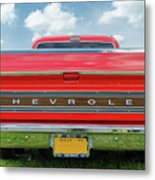1970 Chevrolet Cs-10 Pickup Metal Print