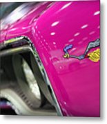 1970 Plymouth Road Runner Metal Print