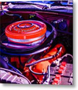 1970 Plymouth Road Runner Metal Print