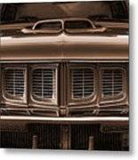 1971 Plymouth 'cuda 440 Metal Print