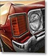 1972 Chevrolet Chevelle Ss  Metal Print