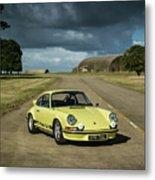 1973 Porsche 2.7 Rs Metal Print