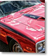 1974 Plymouth Road Runner 340 Metal Print