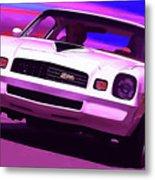 1978 Chevy Camaro Z28 Metal Print