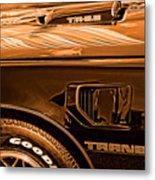 1980 Pontiac Trans Am Metal Print