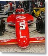 1985 Indy 500 Winner Danny Sullivan Metal Print