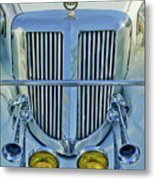 1985 Tiffany Coupe Grille Metal Print