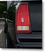 1988 Monte Carlo Ss Tail Light Metal Print