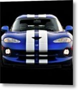 1995 Dodge Viper Coupe II Metal Print