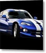 1995 Dodge Viper IIi Metal Print