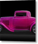 1932 Ford Hot Rod Metal Print