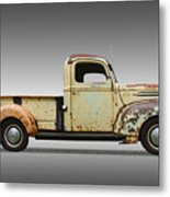 1946 Ford Pickup Truck Metal Print