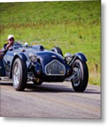 1950 Allard J2 Roadster Metal Print