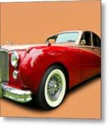 1953 Jaguar M K V II Metal Print