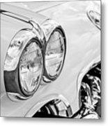1959 Chevrolet Corvette Grille Metal Print