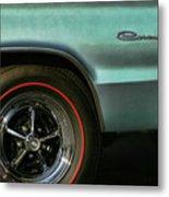 1966 Dodge Coronet 500 Metal Print