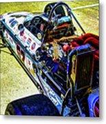 1966 Gearhardt Rear Engine V8 Metal Print