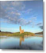 Ardvreck Castle - Scotland Metal Print