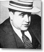 Al Capone Metal Print