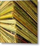 Albums II Metal Print