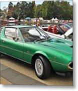 Alfa Romeo Montreal Metal Print
