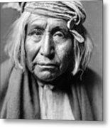 Apache Man, C1906 Metal Print