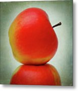 Apples Metal Print by Bernard Jaubert