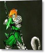 Archer, Metal Print