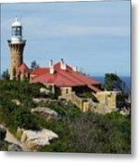 Australia - Path To Barrenjoey Lighthouse Metal Print