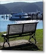 Australia - Seat Of Knowledge Metal Print