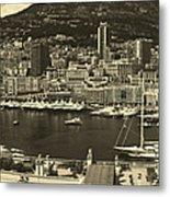 Beautiful Monte Carlo Metal Print