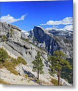 Beauty Of Yosemite Metal Print