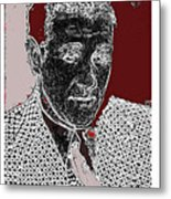 Benjamin Siegel Aka Bugsy Unknown Locale Or Date-2013 Metal Print